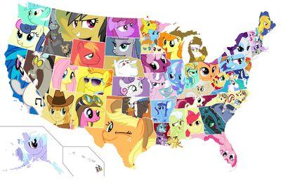 United States Of Equestria