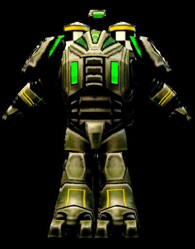 CNC4 Commando Render