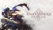 Darksiders Genesis Art Cover