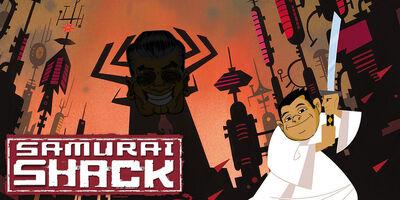SamuraiShackMadeByRyukama