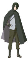 Sasuke Uchiha (Adult)