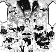 Black Clover Black Bulls barge into courthouse