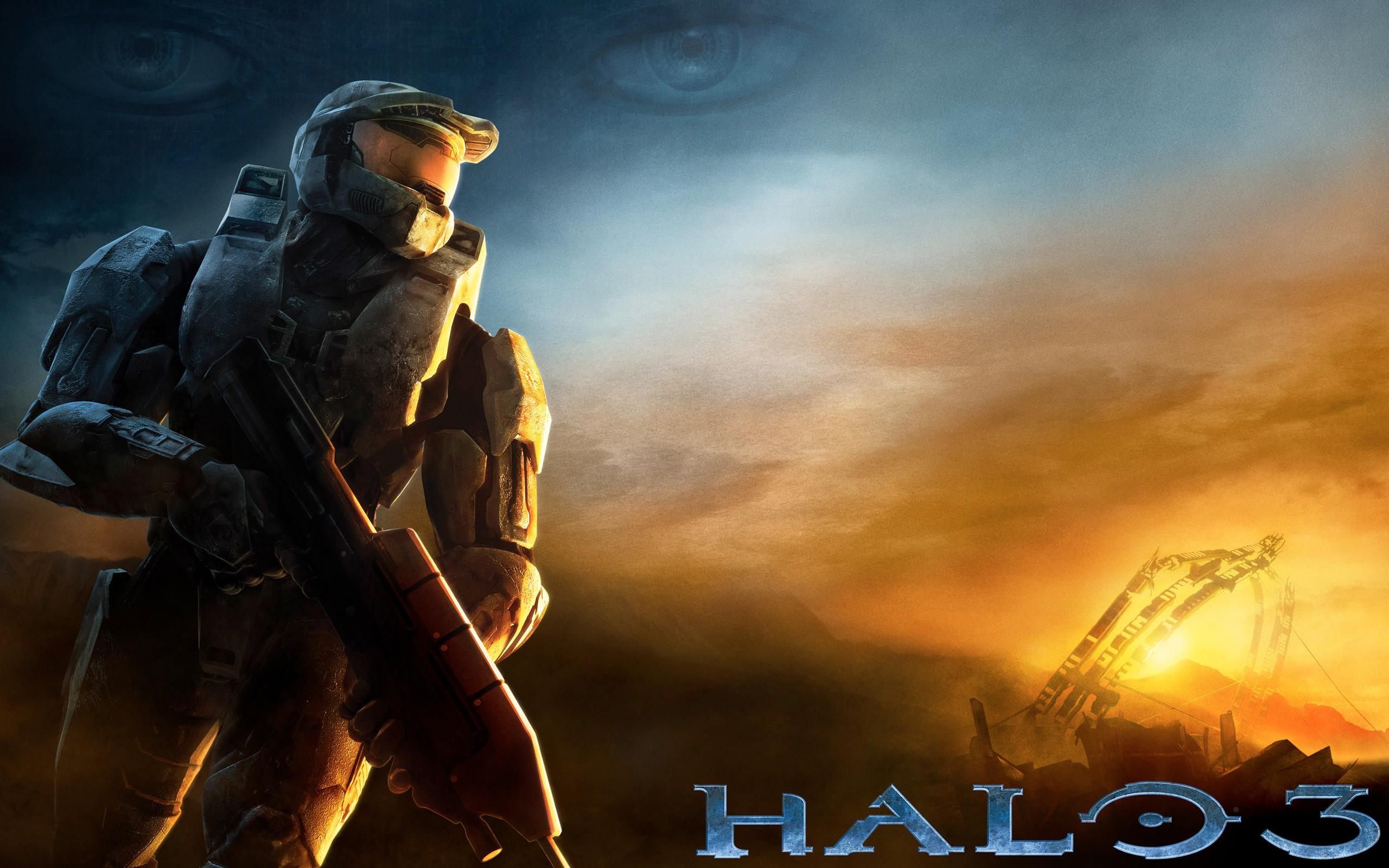Halo 3 Master Chief (Needs Render)