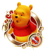 Medal KH Winnie Pooh