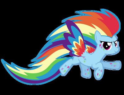 Rainbow power rainbow dash by ashidaru-d7i34z0
