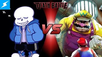 Sans vs Wario (speed equalized)   VS Battles Wiki   FANDOM powered