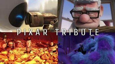 33 Years Of Pixar Animation