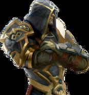 The Bounty Hunter (Dungeon Hunter)