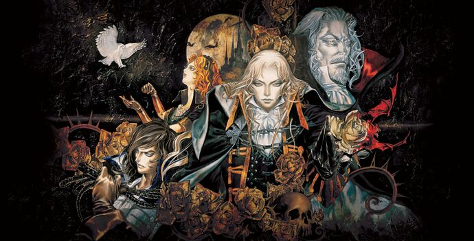 Castlevania Wallpaper