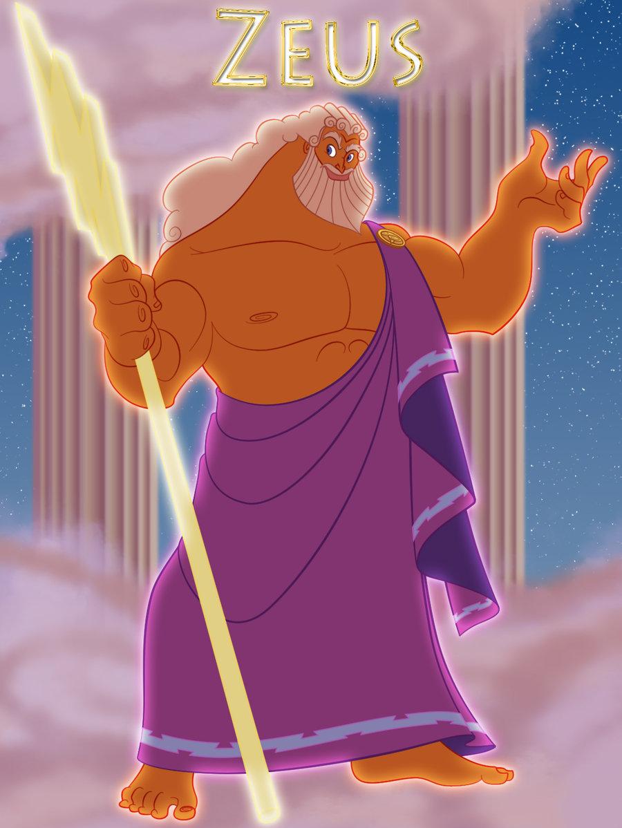 Zeus (Disney) | VS Battles Wiki | FANDOM powered by Wikia  Hercules