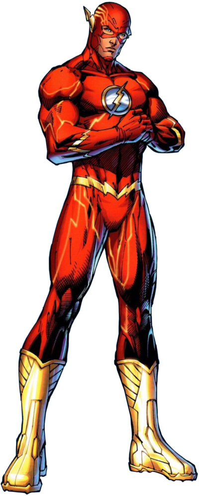 Flash New-52