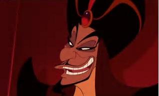 Jafar grin