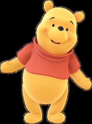KHIII Winnie Poop