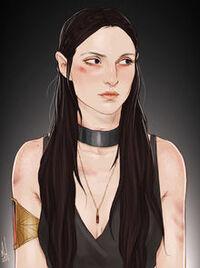 Lady kaltain by merwild dbj8yxa-pre