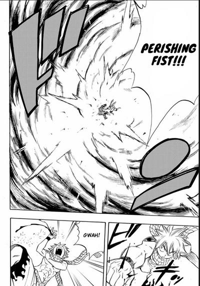 Natsu burning armor3