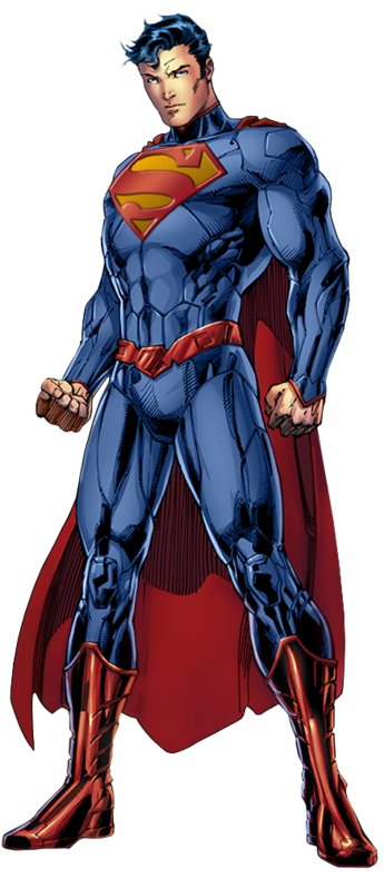 Superman new 52 costume by superman3d-d4p81o6