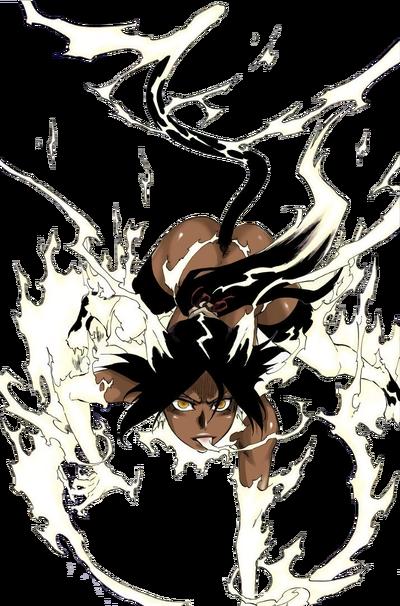 Flash God Yoruichi