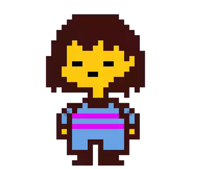 Frisk Render By Skodwarde