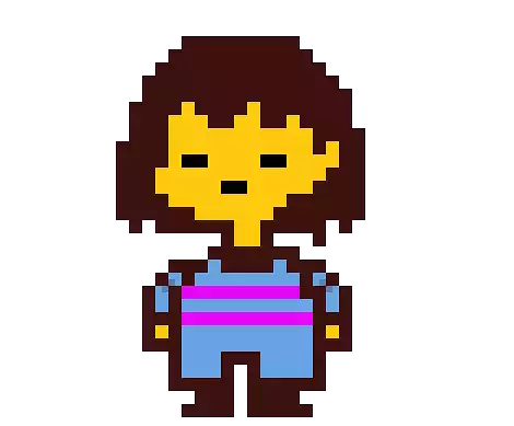 Image result for frisk undertale