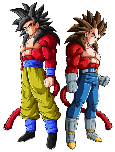Super saiyan 4 vs battles wiki fandom powered by wikia - Son gohan super saiyan 4 ...