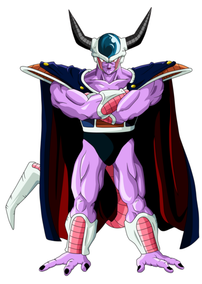 King Cold 2nd Form (Armored)