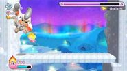 Kirby's Return To Dreamland - White Wafers ~ Boss Goriath HD