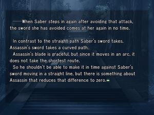 Assassin sasaki breaks physics with normal swings