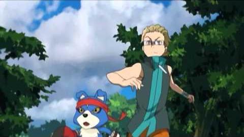 Digimon World Re Digitize Decode - Cutscene 1
