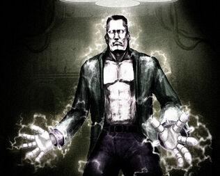 Frankenstein's Monster(Castlevania)
