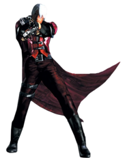 Devil May Cry DMC1 Dante