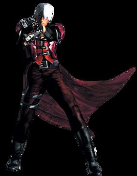 Devil May Cry DMC1 Dante