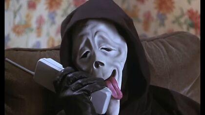 Ghostface Scary Movie