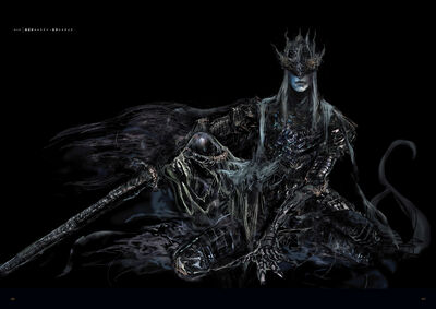 Lorian Elder Prince Concept Art