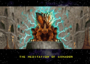 Armadon ending