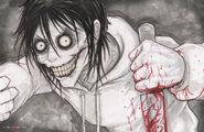 Jeff the killer creepypasta by chrisozfulton-d84oglc