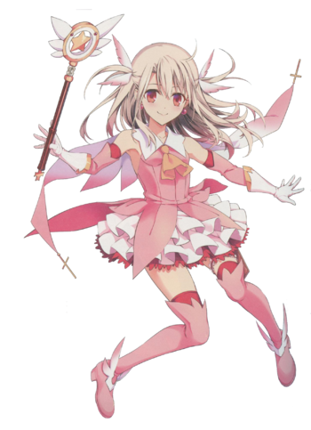 Magical Girl Illya FGO