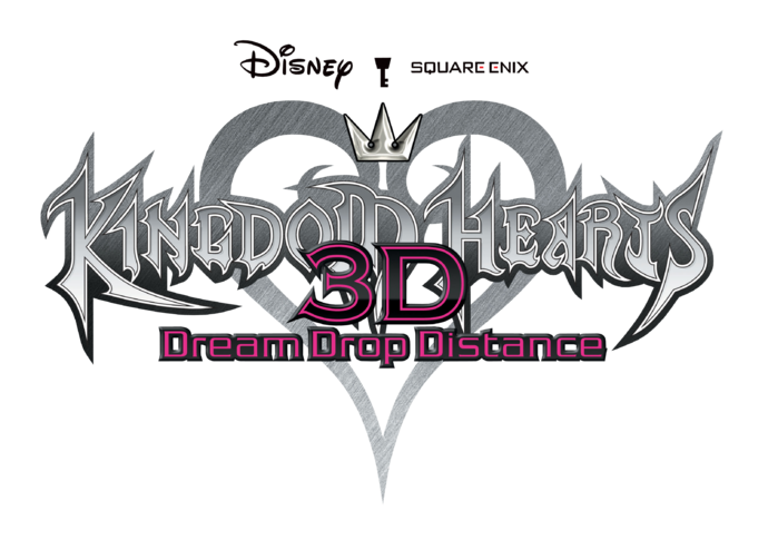 KH3D Dream Drop Distance Logo