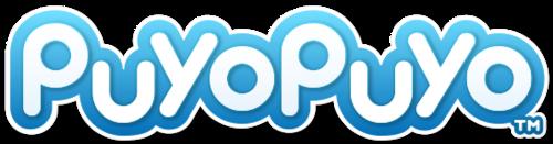 Puyo Puyo Logo (Render)