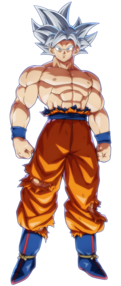 Ultra Instinct Goku RenderDGM