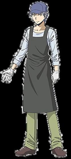 Ansatsu GoD Disguise