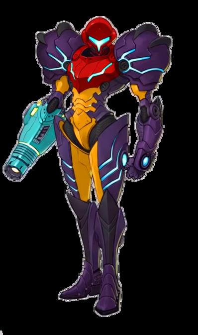 MetroidPeter Returns Full Body
