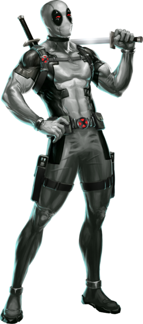 X-Force Deadpool Fix