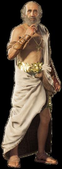 ACOD - Pythagoras render