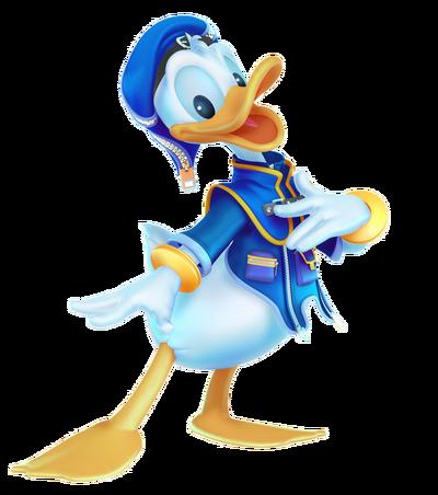 Donald Kingdom Hearts III