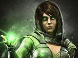 The Enchantress (Injustice Composite)