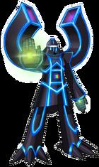 http://vsbattles.wikia.com/wiki/LaserMan