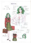 Michiru Concept Art