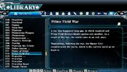 Prime Field War