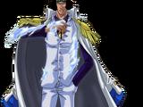 Kuzan (Admiral Aokiji)