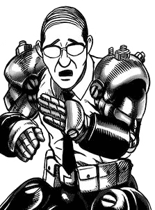 Armored Chief Clerk-0